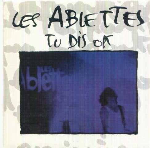 ABLETTES - Tu dis OK/C'est un aimant(Live) - 45T (SP 2 titres)