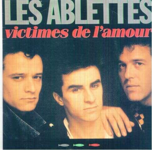 ABLETTES - Victimes de l'amour/Blida - 45T (SP 2 titres)