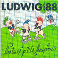 LUDWIG VON 88 - Trois p'tits keupons/Abri atomique - 45T (SP 2 titres)