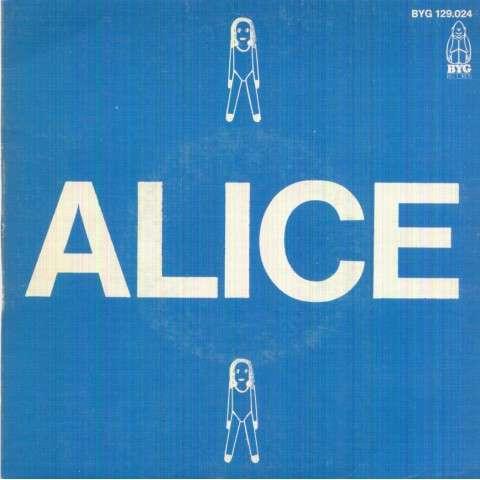 ALICE - LE NOUVEAU MONDE / QUE POUVONS-NOUS FAIRE ENSEMBLE? - 45T (SP 2 titres)