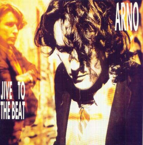 ARNO - JIVE TO THE BEAT/SHOUT BACK - 7inch (SP)