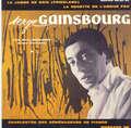 SERGE GAINSBOURG - 2eme serie : la jambe de bois/le charleston des.../la recette de l'amour fou/ronsard 58 - 45T (EP 4 titres)