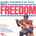 SERGE GAINSBOURG - BOF : MISTER FREEDOM (6 TITRES) - 45T (EP 4 titres)