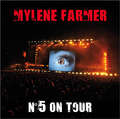 MYLENE FARMER - N°5 on tour - COFFRET 2 CD+DVD COLLECTOR - Coffret CD