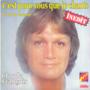 CLAUDE FRANCOIS - C'EST POUR VOUS QUE JE CHANTE / LES ROSES LES ANGES ET LA PLUIE - 45T (SP 2 titres)