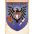 GRATEFUL DEAD - CONCERT PROGRAM 1983/84 - TOUR PROGRAM - Programme Concert
