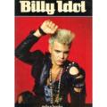 BILLY IDOL - ROBUS BOOK 1985 - Concert Program