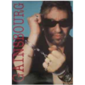 GAINSBOURG - GAINSBOURG TOUR 1988 YOU'RE UNDER ARREST - TOUR PROGRAMME - Concert Program