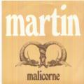 MALICORNE - MARTIN/RONDE (INSTRUMENTAL) - 45T (SP 2 titres)