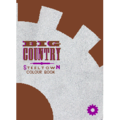 BIG COUNTRY - STEELTOWN COLOUR BOOK - Concert Program
