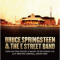 BRUCE SPRINGSTEEN & THE E STREET BAND - GOTTA GET THAT FEELING/RACING IN THE STREET (LIVE 78) - RECORD STORE DAY - 25 cm