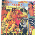 MANO NEGRA - SENOR MATANZA / SUPER CHANGO - CD single