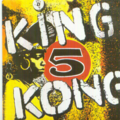 MANO NEGRA - KING KONG FIVE (1'56) - CD single