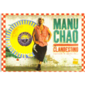 MANU CHAO / MANO NEGRA - CLANDESTINO PRESS KIT WITH 9 B&W POSTCARDS - Carte Postale