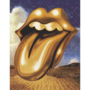 ROLLING STONES - Bridges To Babylon - tour programme 1997/98 World Tour - Concert Program