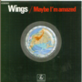 WINGS - maybe i4m amazed : soily - 45T (SP 2 titres)