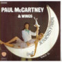 PAUL MCCARTNEY & WINGS - JUNIORS FARM / SALLY G - 45T (SP 2 titres)