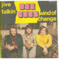 BEE GEES - JIVE TALKIN' / WIND OF CHANGE - 7inch (SP)
