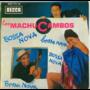 LES MACHUCAMBOS - BOSSA NOVA - DONA ROSE/SAMBA DE MINHA TERRA/SAMBA TORTO/SAMBA DO PERROQUET - 45T (EP 4 titres)
