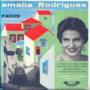 AMALIA RODRIGUES - FADOS (4 TRACKS) - 7inch (EP)