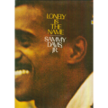 SAMMY DAVIS JR - LONELY IS THE NAME - 33T