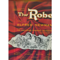 ALFRED NEWMAN - the robe - 33T