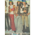 SUPER HEBDO POP MUSIC - N°96 - FEVRIER 1972 - LES VARIATIONS - Magazine