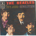 THE BEATLES - HEY JUDE / REVOLUTION - 45T (SP 2 titres)