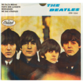 THE BEATLES - It won't be long/Till there was you/Boys/You really gotta hold on me - 45T (EP 4 titres)