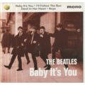 THE BEATLES - Baby it's you/I'll follow the sun/Devil in her heart/Boys - 45T (EP 4 titres)