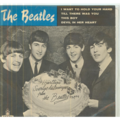 THE BEATLES - I want to hold your hand/Till there was you/This boy/Devil in her heart - 45T (EP 4 titres)