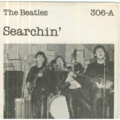 THE BEATLES - Searchin'/Like dreamers do - 45T (SP 2 titres)