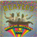 THE BEATLES - Magical mystery tour  6 tracks - 45T (EP 4 titres)