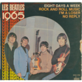 THE BEATLES - 1965 (NO REPLY/I'M A LOSER/ROCK AND ROLL MUSIC/EIGHT DAYS A WEEK) - 45T (EP 4 titres)