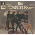 THE BEATLES - PAPERBACK WRITER/THE WORD/RAIN/NOWHERE MAN - 45T (EP 4 titres)