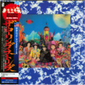 ROLLING STONES - Their Satanic Majesties Request (VINYL REPLICA 3D COVER) - CD