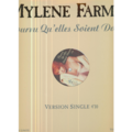 MYLENE FARMER - POURVU QU'ELLES SOIENT DOUCES - VERSION SINGLE 4'10 - Maxi 45T