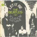 THE BEATLES - LET IT BE/YOU KNOW MY NAME - 45T (SP 2 titres)