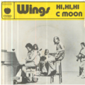 WINGS - HI, HI, HI / C MOON - 45T (SP 2 titres)