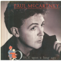 PAUL MCCARTNEY - Once upon a long ago/Back on my feet - 45T (SP 2 titres)
