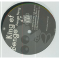 MANO NEGRA - KING OF BONGO (3 REMIXES - PROMO) - Maxi 45T