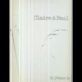 CLAIRE & PAUL - SI J'ETAIS LE SOLEIL - 33T