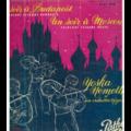 YOSKA NEMETH - UN SOIR A BUDAPEST UN SOIR A MOSCOU - FOLKLORE TZIGANE HONGROIS ET RUSSE - 25 cm