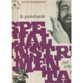 JOHN WRIGHT - LA GUIMBARDE - SPECIAL INSTRUMENTAL - 33T