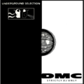 VARIOUS / DMC - UNDERGROUND SELECTION 10/93 - Maxi 45T