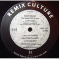 VARIOUS / DMC - REMIX CULTURE 8/93 - 12 inch 45 rpm