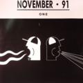 VARIOUS / DMC - DMC - NOVEMBER 1991 - ONE - Maxi 45T