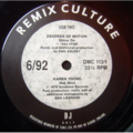 VARIOUS / DMC - DMC - REMIX CULTURE 6/92 - 12 inch 45 rpm