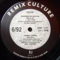 VARIOUS / DMC - DMC - REMIX CULTURE 6/92 - Maxi 45T