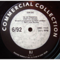 VARIOUS / DMC - COMMERCIAL COLLECTION 6/92 - 12 inch 45 rpm